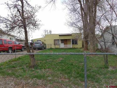 Cortez CO Single Family Home For Sale: $119,000