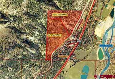 Durango Residential Lots & Land For Sale: Thompson Lane