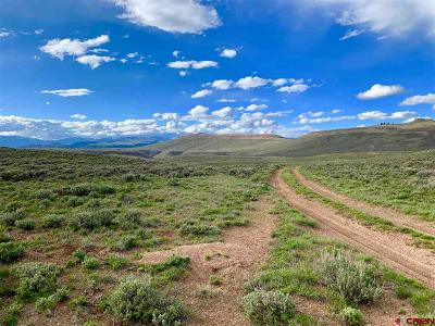 Gunnison County Residential Lots & Land For Sale: County Road 26