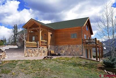 Creede Single Family Home For Sale: 15611 Highway 149