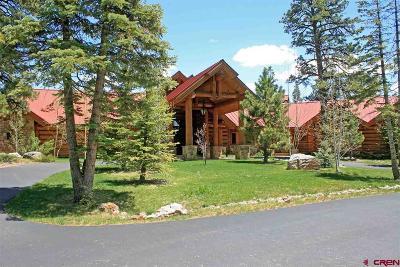 Durango Single Family Home For Sale: 421 S Windom Way