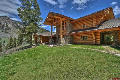 Durango Single Family Home For Sale: 463 Pinnacle View