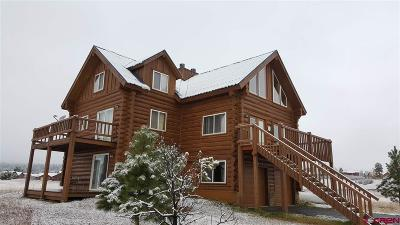 Pagosa Springs Single Family Home For Sale: 180 Laguna Place
