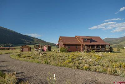 Creede Single Family Home UC/Contingent/Call LB: 206 Sunset Court