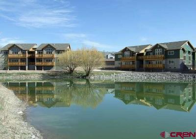 Ridgway Condo/Townhouse For Sale: 550 Redcliff Circle #102