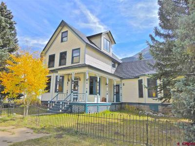 Silverton Single Family Home For Sale: 740 Reese Street