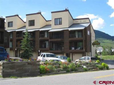 Mt. Crested Butte CO Condo/Townhouse Sale Pending: $299,000