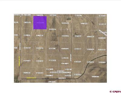 Del Norte Residential Lots & Land For Sale: County Road 70