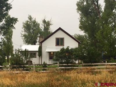 Cortez Single Family Home For Sale: 26455 Road N