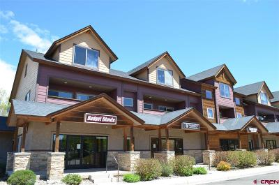 Pagosa Springs Condo/Townhouse For Sale: 191 Talisman #202