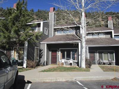 Durango Condo/Townhouse For Sale: 34511 N Highway 550 #118 Highway #118