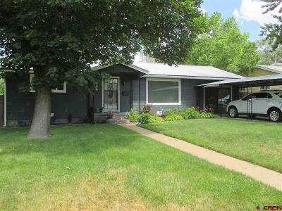Cortez Single Family Home For Sale: 806 N Chestnut Street