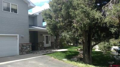 Durango Single Family Home For Sale: 134 Rockridge Drive