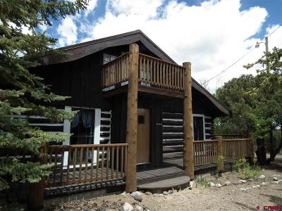 South Fork Single Family Home For Sale: 374 Kit Carson