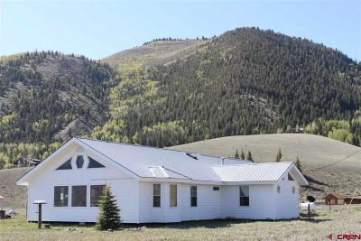 Creede Single Family Home For Sale: 115 Antelope