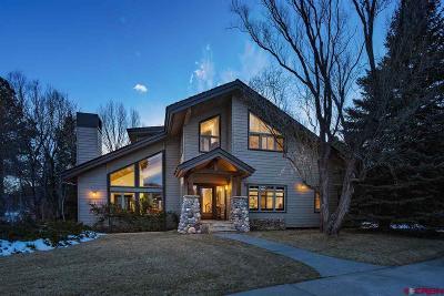La Plata County Single Family Home UC/Contingent/Call LB: 316 Cottonwood Creek Road
