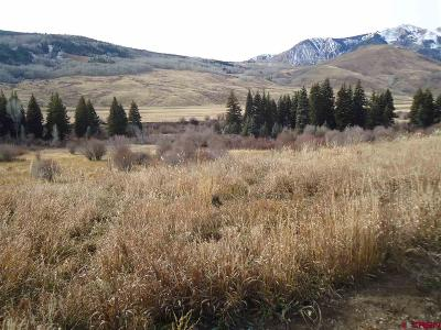Crested Butte South Residential Lots & Land For Sale: 135 Cascadilla Street