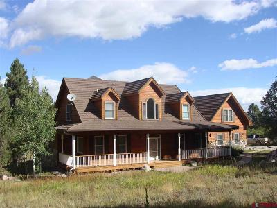 Ouray County Single Family Home For Sale: 269 Puma
