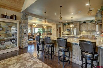Durango Single Family Home For Sale: 77 Antero