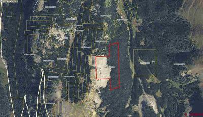 Almont Residential Lots & Land For Sale: Tincup Mining District