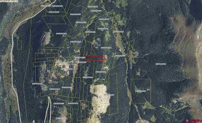 Almont Residential Lots & Land For Sale: Tin Cup Mining District