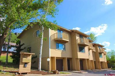 Durango Condo/Townhouse For Sale: 2921 Richard #5