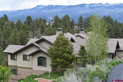 Ouray County Single Family Home For Sale: 201 Woodchuck