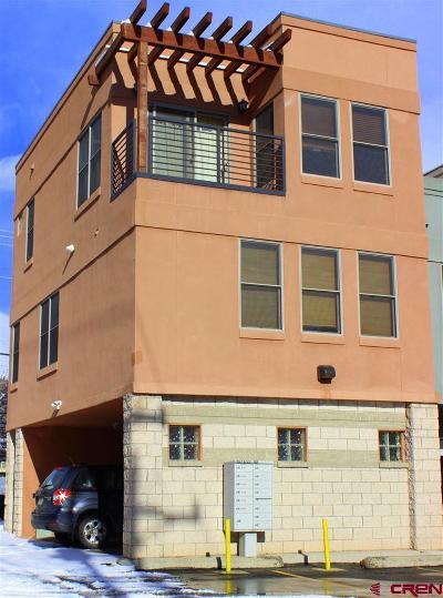 Durango Condo/Townhouse For Sale: 2855 Main #B-207