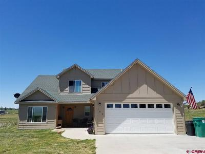 Bayfield Single Family Home For Sale: 180 Jacks