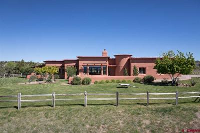 Montezuma Farm For Sale: 27543 Road P