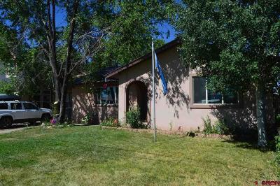 Ignacio Single Family Home For Sale: 102 Romero Avenue