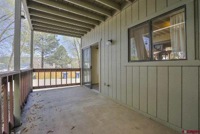 Durango Condo/Townhouse For Sale: 3205 W 5th #B