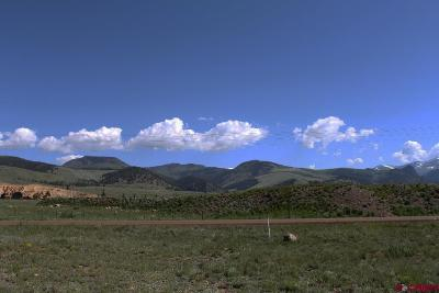 Creede Residential Lots & Land For Sale: 4860 Deep Creek