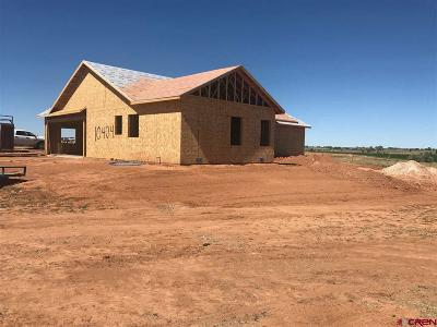 Cortez Single Family Home For Sale: 10404 Road 23.5 #Lot 2 Cr