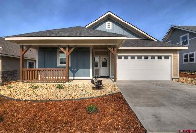 Durango Single Family Home For Sale: 565 Prospector