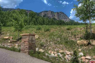 Durango Residential Lots & Land Back on Market: Wilshire Drive