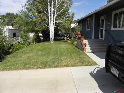 Cortez Single Family Home For Sale: 1505 Navajo