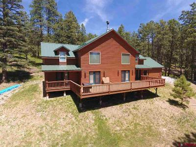 Bayfield Single Family Home For Sale: 112 Ridge Top Dr