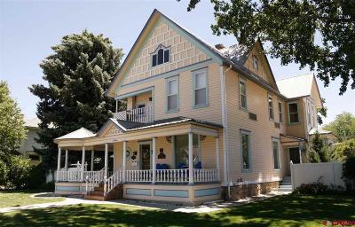 Montrose Single Family Home For Sale: 718 E Main