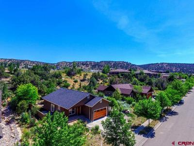 Durango Single Family Home Back on Market: 129 River Oaks