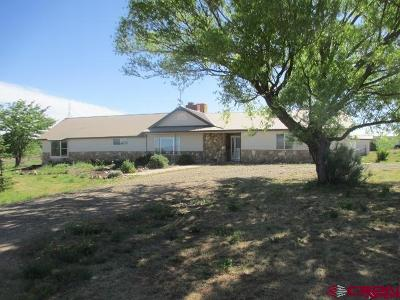 Single Family Home For Sale: 5679 Road A