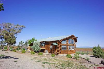 Cortez Single Family Home For Sale: 16345 Road P