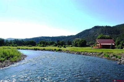 South Fork CO Single Family Home For Sale: $595,000