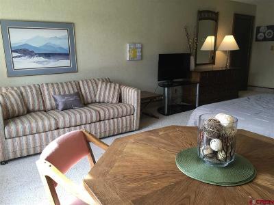La Plata County Condo/Townhouse For Sale: 314 N Tamarron #225