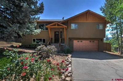 Durango Single Family Home For Sale: 2607 N College