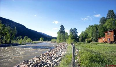 Durango Single Family Home For Sale: 11399 Cr 250