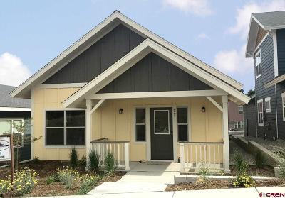 Durango Single Family Home For Sale: 571 Confluence