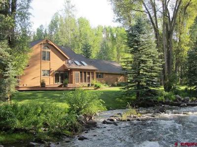 Durango Single Family Home For Sale: 410 El Gato