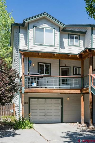 Durango Condo/Townhouse For Sale: 2333 Forest