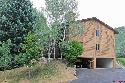 Durango Condo/Townhouse For Sale: 304 Hillcrest #201